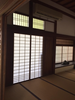 cloisons japon pure bois