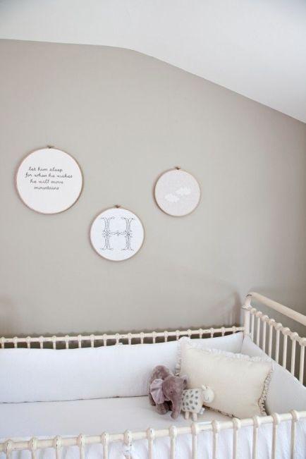 Couleur Light Gray décoration chambre enfant